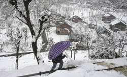 Rains, snowfall continue in northern states; cold