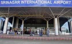 Air traffic resumes at Srinagar Airport after 8 days