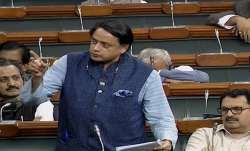 If Citizenship Amendment Bill is passed, it will represent victory of Jinnah's thoughts: Tharoor