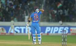 Cometh the hour, cometh the man: Virat Kohli wins over Hyderabad with passionate knock