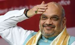 A file photo of Union Home Minister Amit Shah
