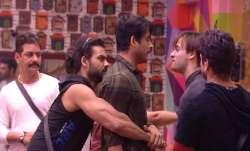 Sidharth-Asim burst out on each other, Arti Singh's emotional breakdown