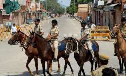 Mumbai police to patrol on horses, first time since 1932