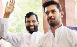 Delhi elections 2020 ljp candidate list