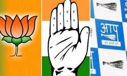 164 crorepatis in Delhi's electoral fray