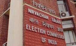 A file photo of the ECI building in New Delhi