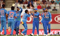 Team India are unlikely to change a winning combination