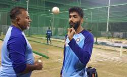 Jasprit Bumrah reckons that