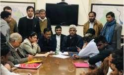 Delhi Assembly Elections 2020 Arvind Kejriwal nomination