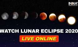 lunar eclipse 2020, lunar eclipse, how to watch online, how to take pictures from smartphone