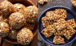 Makar Sankranti 2020: Til laddoos to peanut chikkis, make these delicacies with easy breezy recipes