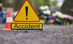 2 dead, 30 injured after bus-truck collision in Jharkhand's