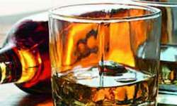 Gujarat: Two held for carrying liquor bottles in vehicle