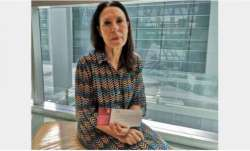 Deported British MP Debbie Abrahams tweets photo of her India E-visa