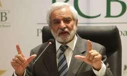 PCB chief Ehsan Mani