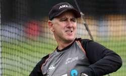 New Zealand coach Gary Stead