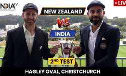 Live Streaming Cricket, India vs New Zealand, 2nd Test: IND vs NZ Stream Live Cricket Hotstar Live S