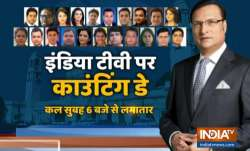 Watch Delhi Election Result on India TV with Rajat Sharma