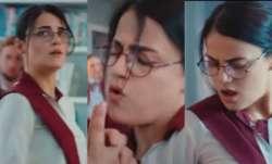 Angrezi Medium Song Nachan Nu Jee Karda: Radhika Madan grooves like Michael Jackson in the peppy tra