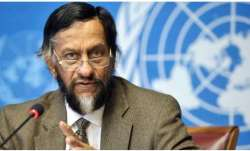RK Pachauri passes away
