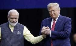 'I happen to like PM Modi a lot': Trump ahead of his India visit
