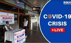 coronavirus live