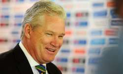Cricketer-turned-commentator Dean Jones
