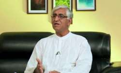 Chhattisgarh Health Minister TS Singh Deo goes into
