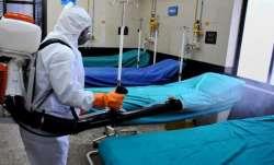 Delhi govt hospital doctor tested COVID-19 positive