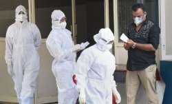 CRPF doctor, residing in Delhi's Saket officers mess, tests positive for COVID-19