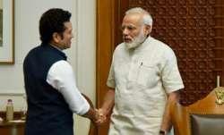 Spoke with PM Modi about managing period post April 14: Sachin Tendulkar