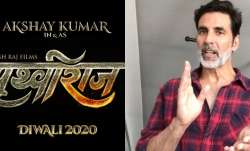 Akshay Kumar starrer Prithviraj sets to be demolished before Mumbai monsoon