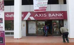 Axis Bank shares jump over 14 pc amid fund infusion buzz