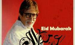 Amitabh Bachchan sends heartfelt Eid greetings: Prayers on this auspicious day for peace