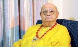 Renowned astrologer Bejan Daruwalla dies
