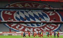 Bundesliga: Bayern Munich players agree to pay cut till 'end of season'