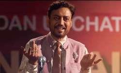 Post Angrezi Medium, Irrfan Khan was supposed to be seen in Sapna Didi