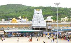 Tirupati temple likely to open on June 8, to hold 'trial run of darshan' with limited devotees