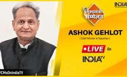 Rajasthan CM Ashok Gehlot LIVE