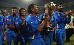 India defeated Sri Lanka to win ICC World Cup in 2011