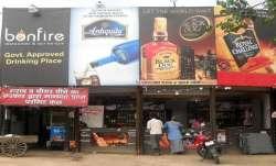 Liquor traders surrender business in Madhya Pradesh