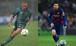 Apart from Lionel Messi, I hadn't seen a player who drove with ball like Ronaldo: Oscar Garcia