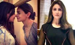 Riddhima Kapoor reacts to Alia Bhatt's adorable photo with sister Shaheen