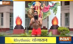 What is rhythmic yoga? Swami Ramdev shares tips how you can make exercising more fun