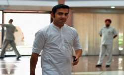 Gautam Gambhir to campaign for BJP in Jammu & Kashmir DDC polls likely next week, say sources