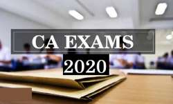 ICAI CA Exam 2020: ICAI likely to cancel Chartered Accountancy exams, hearing on July 10