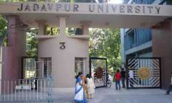 Jadavpur University/FILE