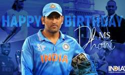 MS Dhoni birthday