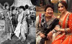 saroj khan bollywood journey