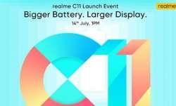 realme, realme smartphones, realme c series, realme c11, realme c11 launch in india on july 14, real